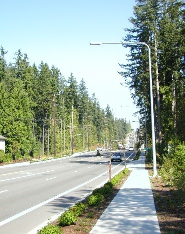 228th Avenue NE SE Widening