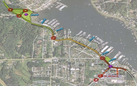Harborview Drive & Judson Street Improvements