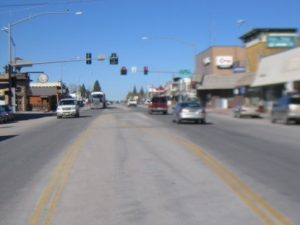 SH-33 Main Street Improvements