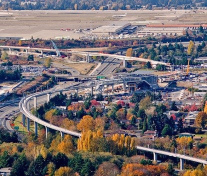 Sound Transit Link Light Rail