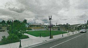 Town-Center Plaza & Corridor Development